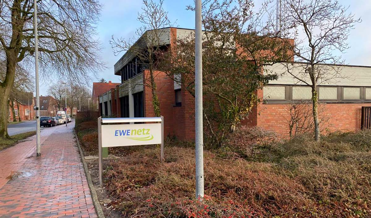 Stellungnahme der EWE in Oldenburg (Freitag, 19. Februar 2021, Volker Diebes – Konzernkommunikation und Marke)