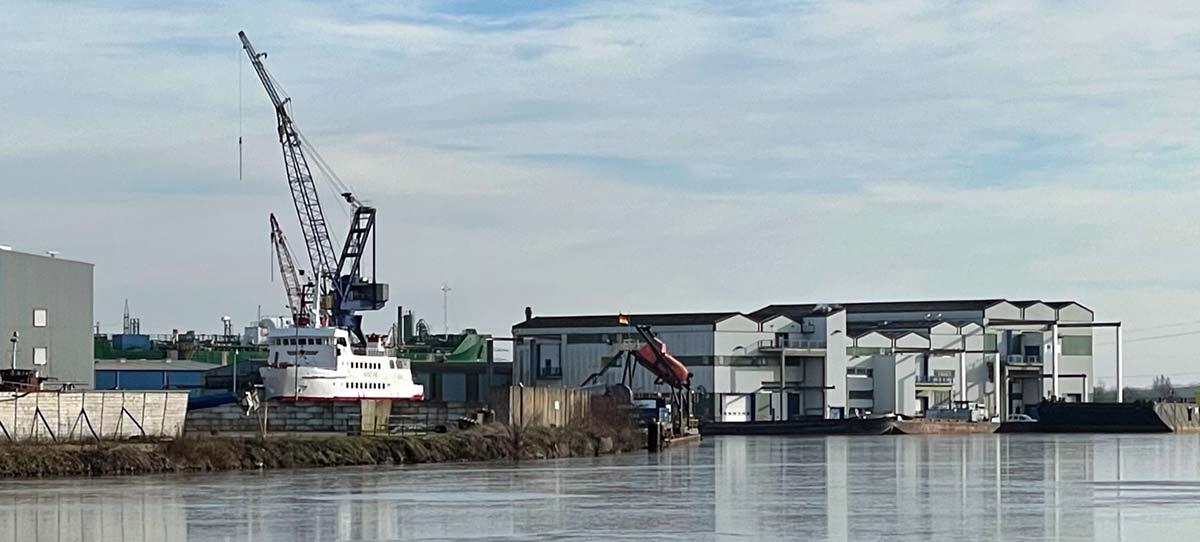 Hafen Leer: Millionengrab ohne Perspektive?