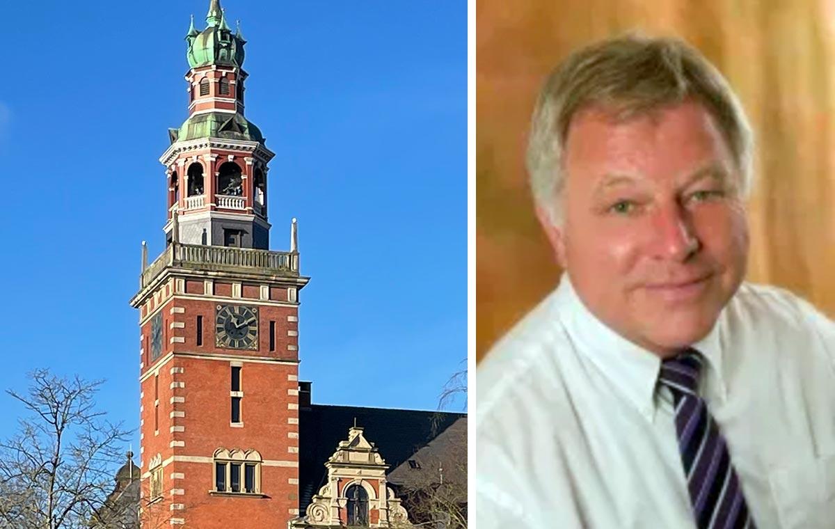 Politik-Comeback: Koch will zurück in Leeraner Stadtrat