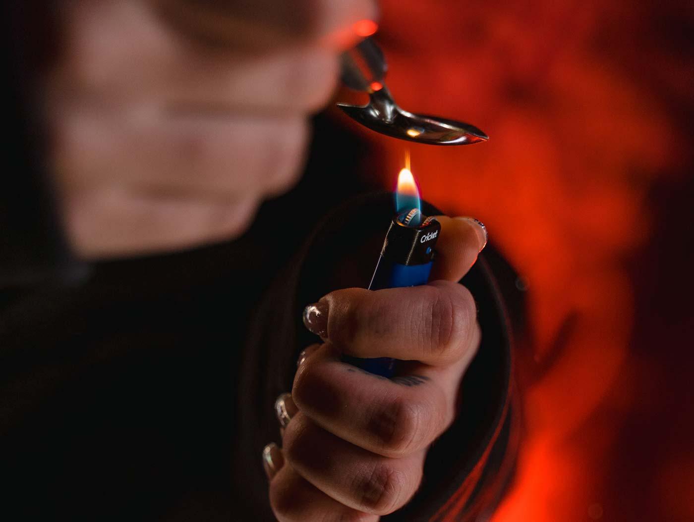 Drogenszene Leer: Überschaubar – und keine festen Treffpunkte