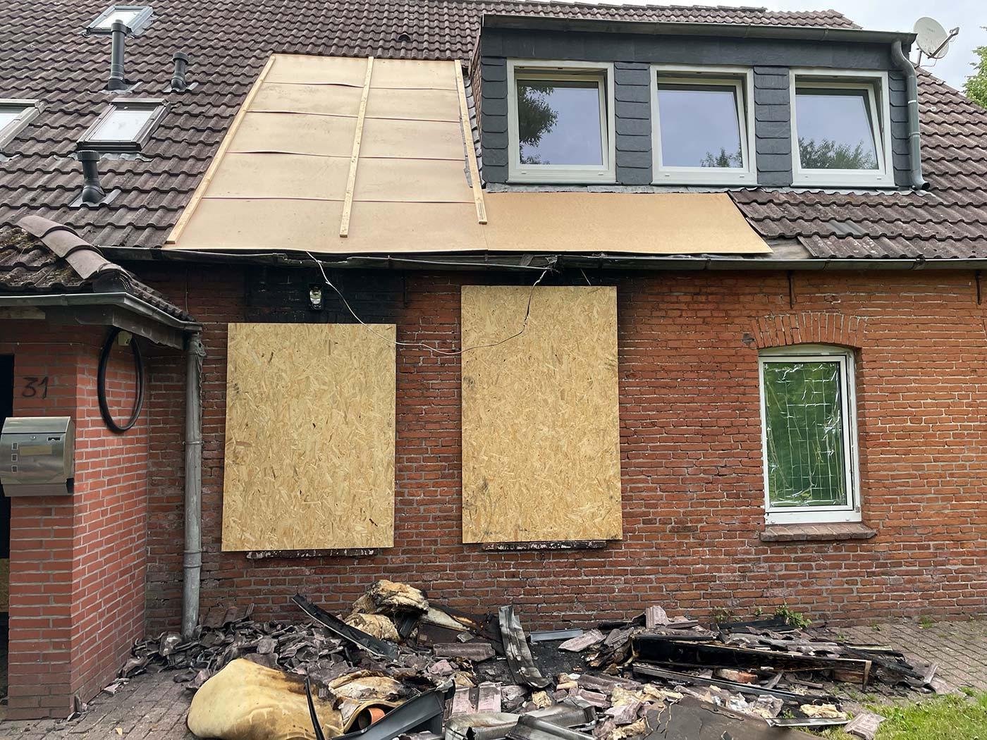 Nach Wohnungsbrand: Das Ende des Wegsehens?