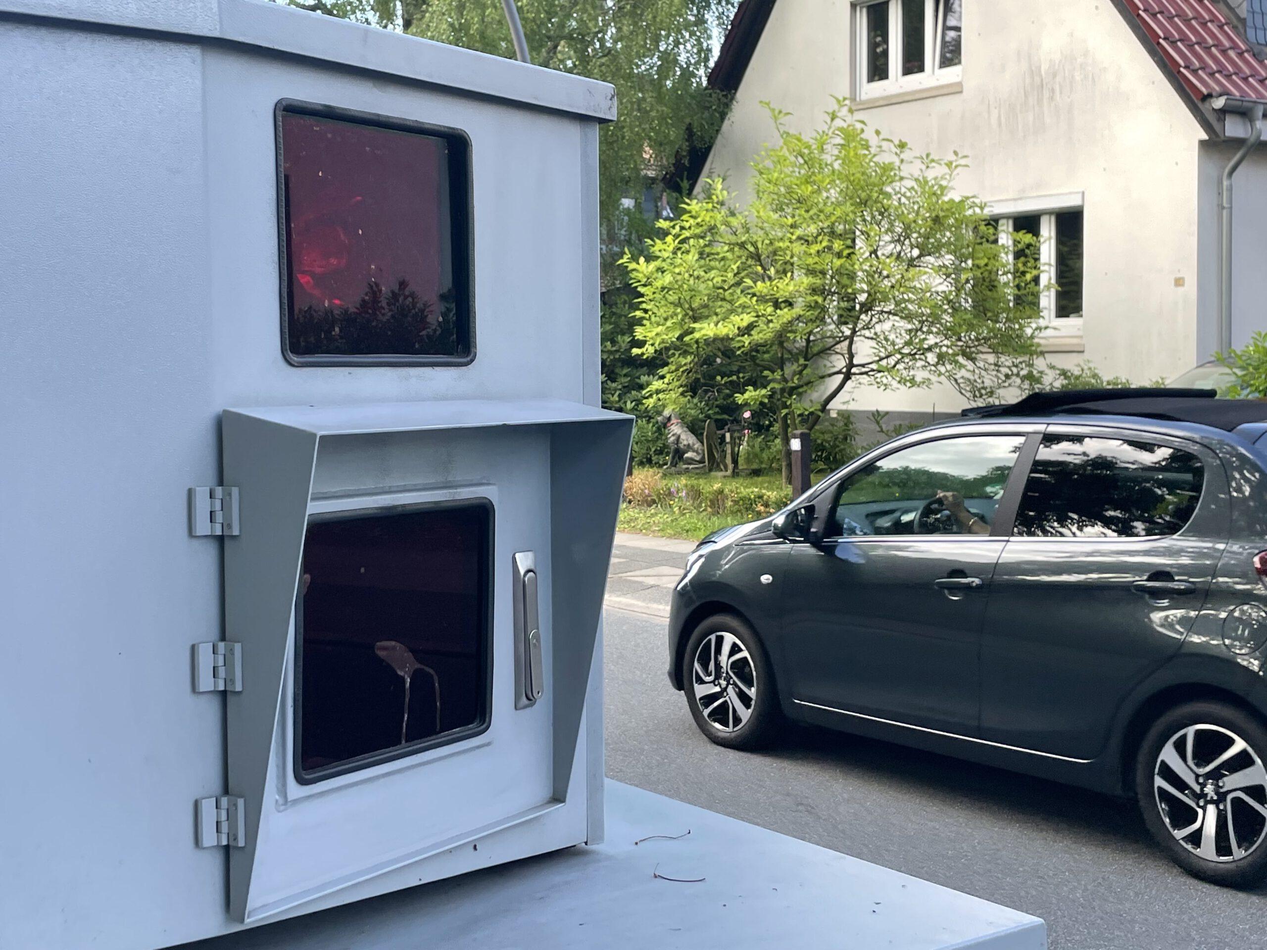 """""""Knöllchen-Absturz"""":  Polizei erfasst deutlich weniger Delikte"""