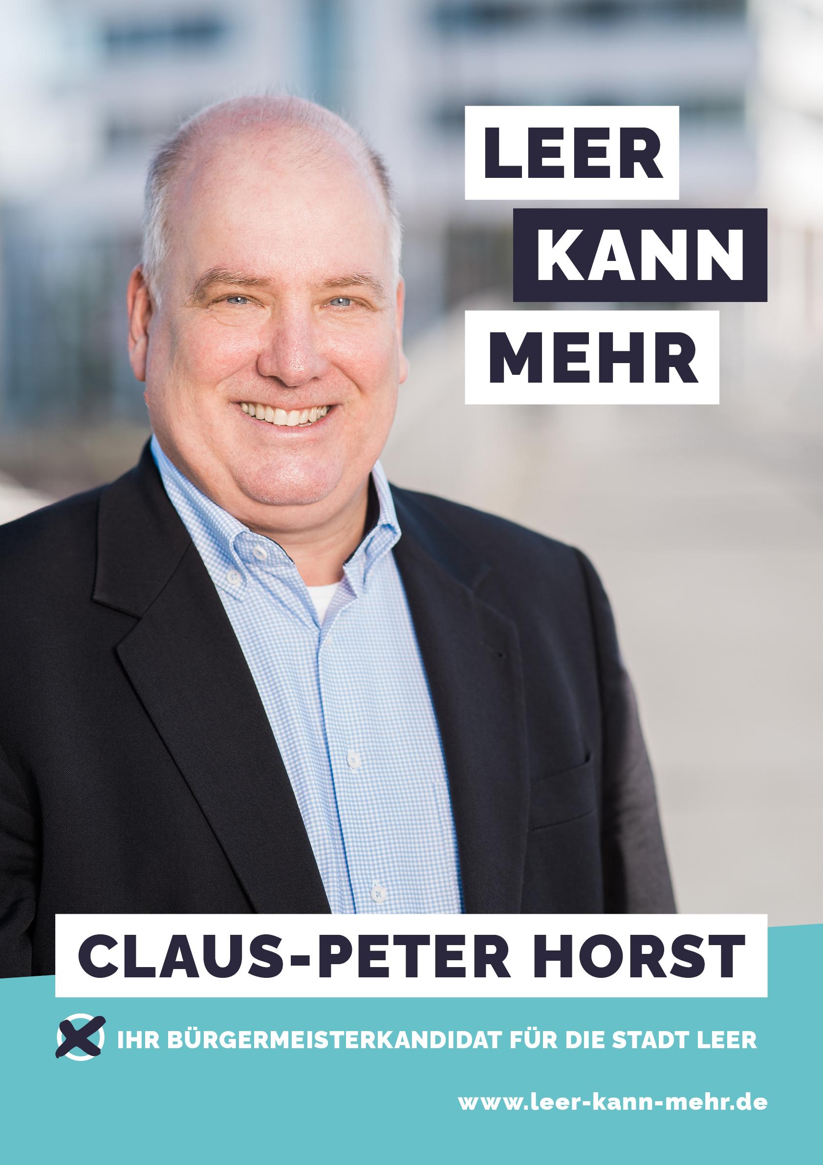 Horst: Überwältigt von der externen finanziellen und ideellen Unterstützung